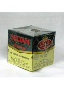 Thé vert spécial sultan aljawhar - 500gr