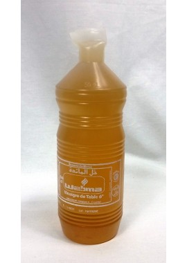 vinaigre sans alcool 50cl - WALIMA