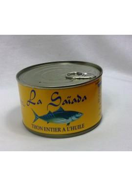 THON - thondelys la Saïade boite de 400gr
