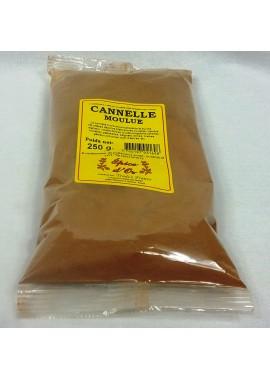 Cannelle moulu - sachet de 250gr