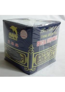 Thé vert dauphin bleu de kawa boite de 500gr