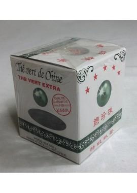 Thé vert perle verte boite de 250gr