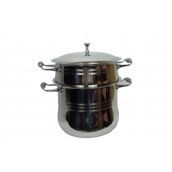 couscoussière en inox 6L
